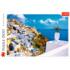 Пазл Trefl, 1500 элементов - Санторини, Греция