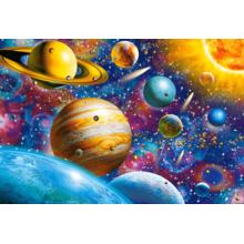 Пазл Castorland, 1000 элементов - Солнечная система
