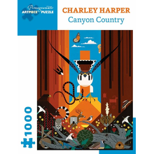 Пазл Pomegranate, 1000 элементов - Чарли Харпер: Страна каньонов