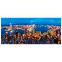 Пазл Castorland, 600 элементов - Сумерки в Гонконге