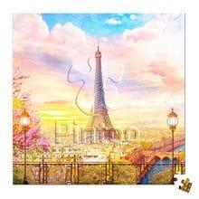 Пазл Pintoo, 256 элементов - Романтика Парижа