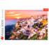 Пазл Trefl, 1000 элементов - Закат на Санторини