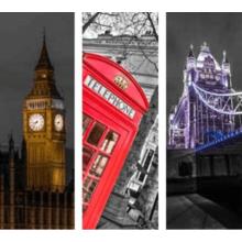 Пазл Clementoni, 3х500 элементов - Лондон