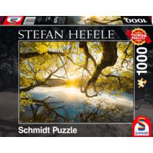Пазл Schmidt, 1000 элементов - Стефан Хефеле: Золотое обьятие