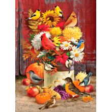 Пазл Cobble Hill, 1000 элементов - Осенний натюрморт