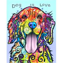 Пазл Pintoo, 500 элементов - Руссо: Собака есть любовь