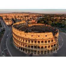 Пазл Clementoni, 1000 элементов - Рим. Виртуальная реальность