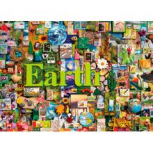 Пазл Cobble Hill, 1000 элементов - Коллаж стихий - Земля