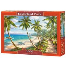 Пазл Castorland, 1000 элементов - Райское побережье