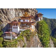 Пазл Castorland, 500 элементов - Монастырь на скале, Бутан