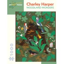 Пазл Pomegranate, 1000 элементов - Чарли Харпер: Лесные чудеса