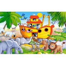 Пазл Castorland, 60 элементов - Ноев ковчег