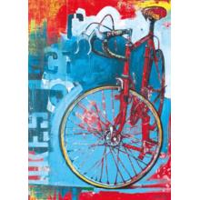 Пазл Heye, 1000 элементов - Bike