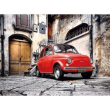 Пазл Clementoni, 500 элементов - Старое авто