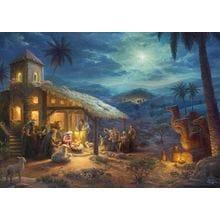 Пазл Schmidt, 1000 элементов - Т. Кинкейд: Рождение Христа