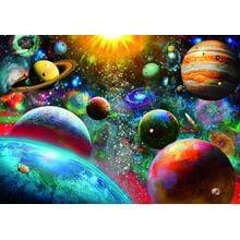 Пазл Trefl, 1000 элементов - Adrian Chesterman: Вселенная