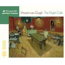 Пазл Pomegranate, 500 элементов - Винсент Ван Гог: Ночное кафе