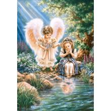 Пазл Castorland, 1500 элементов - Ангел