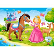 Пазл Castorland, 60 элементов - Принцесса