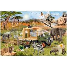 Пазл Schmidt, 60 элементов - Служба спасения диких животных