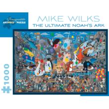 Пазл Pomegranate, 1000 элементов - Майк Уилкс: Окончательный Ноев Ковчег