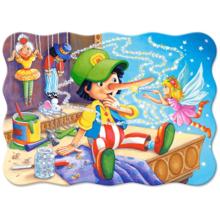 Пазл Castorland, 30 элементов - Пиноккио