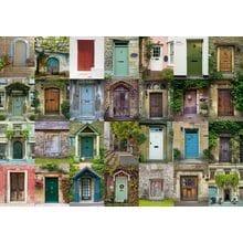 Пазл Schmidt, 1500 элементов - Двери