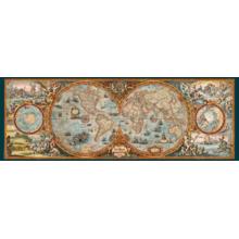 Пазл Heye, 6000 элементов - Карта полушарий