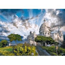 Пазл Clementoni, 1000 элементов - Собор на Монмартре