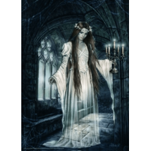 Пазл Adex, 1000 элементов - Свечи, Victoria Frances
