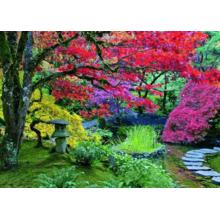 Пазл Heye, 1000 элементов - Многоцветный парк