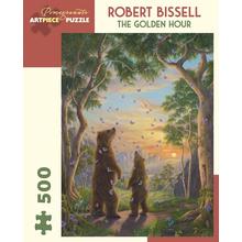 Пазл Pomegranate, 500 элементов - Роберт Бисселл: Золотой час