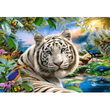 Пазл Castorland, 1500 элементов - Тигр