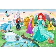 Пазл Trefl, 60 элементов - Знакомство с Принцессами