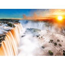 Пазл Clementoni, 1000 элементов - Солнечный водопад