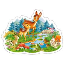 Пазл Castorland, 15 элементов - Маленький оленёнок