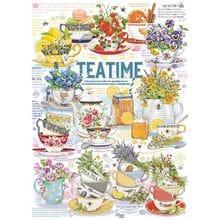 Пазл Cobble Hill, 1000 элементов - Время чая