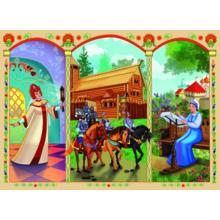 Пазл Castorland, 300 элементов - Сказка о мертвой царевне