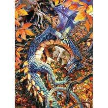 Пазл Cobble Hill, 1000 элементов - Девочка и дракон