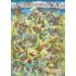 Пазл Schmidt, 1000 элементов - Иллюстрированная карта Германии