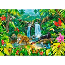 Пазл Trefl, 2000 элементов - Тропический лес