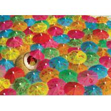 Пазл Cobble Hill, 1000 элементов - Коктельные зонтики