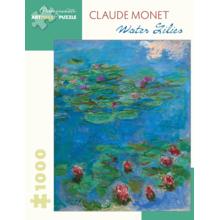 Пазл Pomegranate, 1000 элементов - Клод Моне: Водяные лилии