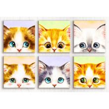 Пазл-набор Pintoo, 336 элементов - Кайоми: Котята