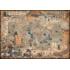 Пазл Heye, 2000 элементов - Пиратская карта