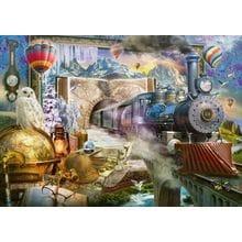 Пазл Schmidt, 1000 элементов - Волшебное путешествие