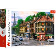 Пазл Trefl, 6000 элементов - Улица в Париже