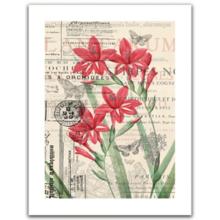 Пазл Pintoo, 300 элементов - Открытка - Цветы