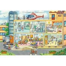 Пазл Schmidt, 40 элементов - В детской поликлинике