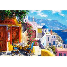 Пазл Castorland, 1000 элементов - Днем в Эгейском море